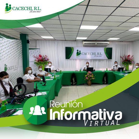 Noticia | Reuniones Informativas 2021-2022